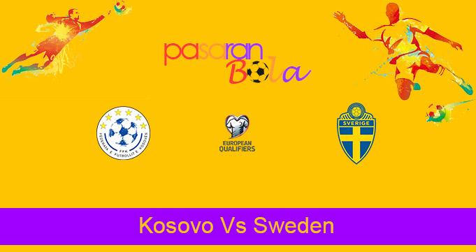 Prediksi Bola Kosovo Vs Sweden 29 Maret 2021
