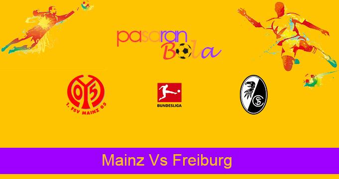 Prediksi Bola Mainz Vs Freiburg 13 Maret 2021