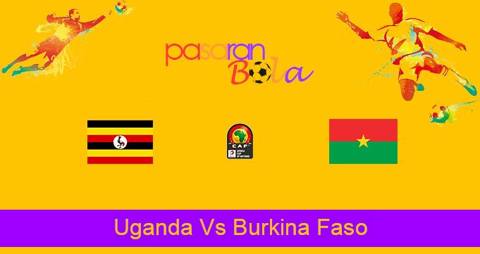 Prediksi Bola Uganda Vs Burkina Faso 24 Maret 2021