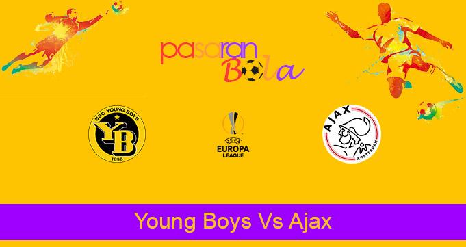 Prediksi Bola Young Boys Vs Ajax 19 Maret 2021