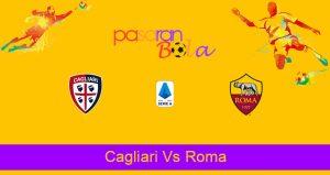 Prediksi Bola Cagliari Vs Roma 25 April 2021