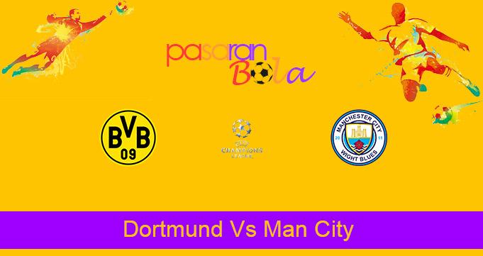 Prediksi Bola Dortmund Vs Man City 15 April 2021