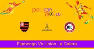 Prediksi Bola Flamengo Vs Union La Calera 28 April 2021