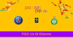 Prediksi Bola PSG Vs St Etienne 18 April 2021