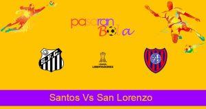Prediksi Bola Santos Vs San Lorenzo 14 April 2021
