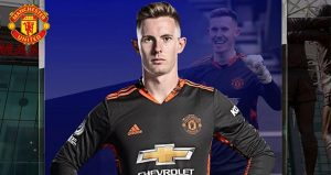 Man United Siap Jadikan Dean Henderson Kiper Utama