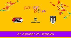 Prediksi Bola AZ Alkmaar Vs Heracles 16 Mei 2021