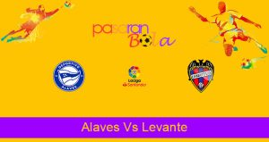 Prediksi Bola Alaves Vs Levante 8 Mei 2021