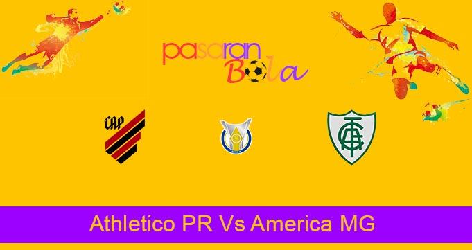 Prediksi Bola Athletico PR Vs America MG 31 Mei 2021