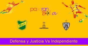Prediksi Bola Defensa y Justicia Vs Independiente 28 Mei 2021