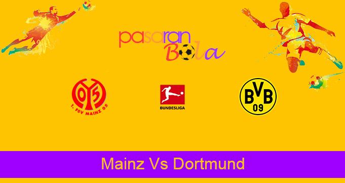 Prediksi Bola Mainz Vs Dortmund 16 Mei 2021