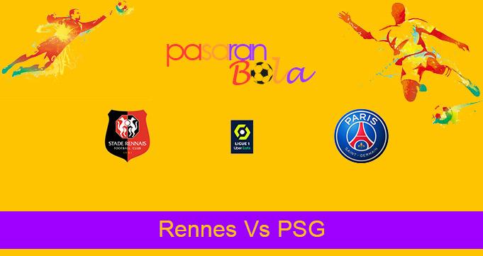 Prediksi Bola Rennes Vs PSG 10 Mei 2021