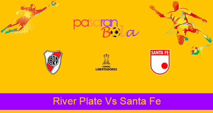 Prediksi Bola River Plate Vs Santa Fe 20 Mei 2021