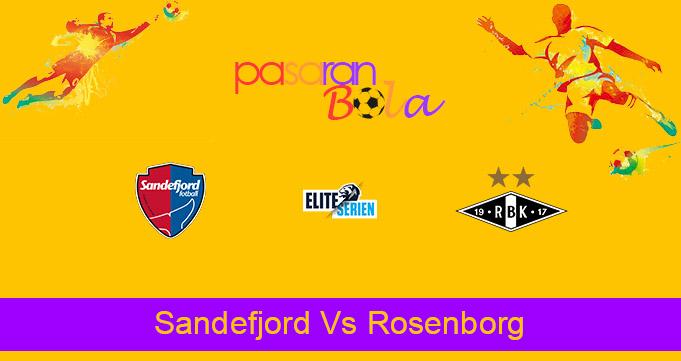 Prediksi Bola Sandefjord Vs Rosenborg 27 Mei 2021