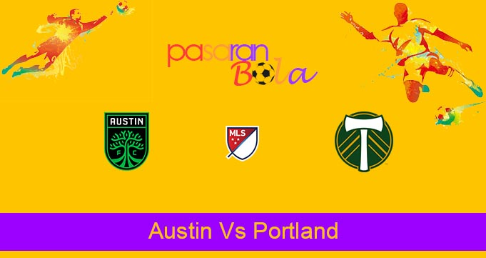 Prediksi Bola Austin Vs Portland 2 Juli 2021