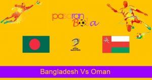 Prediksi Bola Bangladesh Vs Oman 16 Juni 2021