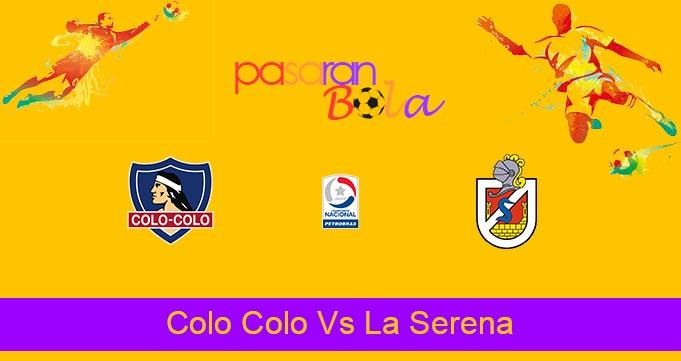 Prediksi Bola Colo Colo Vs La Serena 7 Juni 2021