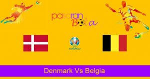 Prediksi Bola Denmark Vs Belgia 17 Juni 2021