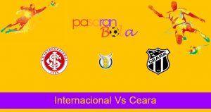 Prediksi Bola Internacional Vs Ceara 21 Juni 2021