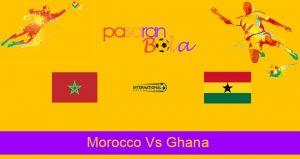Prediksi Bola Morocco Vs Ghana 9 Juni 2021