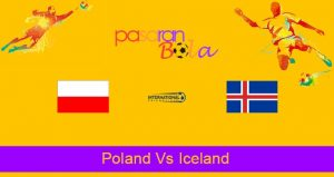 Prediksi Bola Poland Vs Iceland 8 Juni 2021