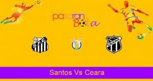 Prediksi Bola Santos Vs Ceara 6 Juni 2021