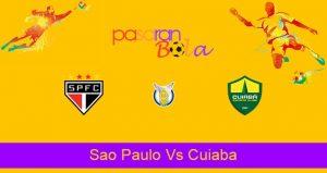 Prediksi Bola Sao Paulo Vs Cuiaba 24 Juni 2021