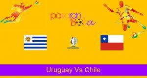 Prediksi Bola Uruguay Vs Chile 22 Juni 2021