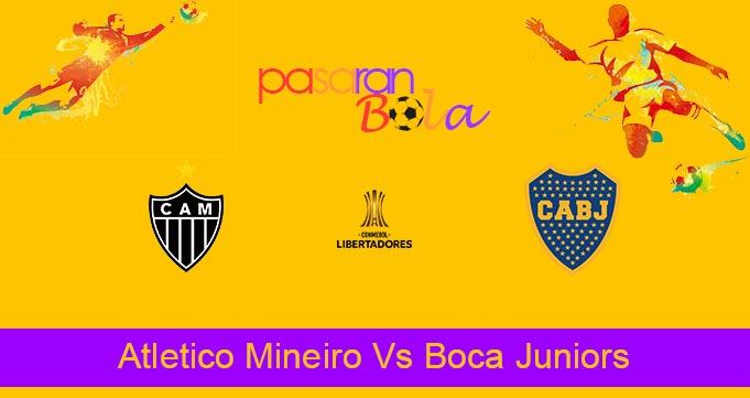 Prediksi Bola Atletico Mineiro Vs Boca Juniors 21 Juli 2021