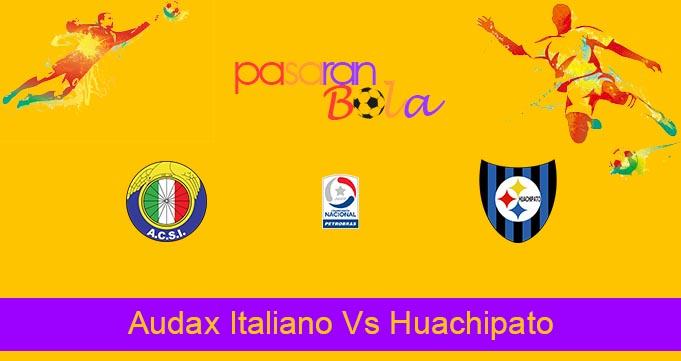 Prediksi Bola Audax Italiano Vs Huachipato 20 Juli 2021