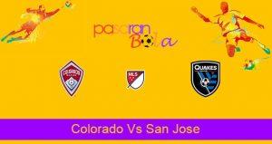 Prediksi Bola Colorado Vs San Jose 18 Juli 2021