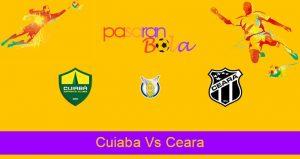 Prediksi Bola Cuiaba Vs Ceara 12 Juli 2021