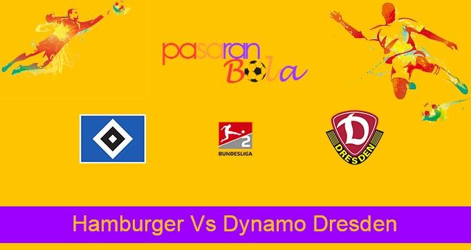 Prediksi Bola Hamburger Vs Dynamo Dresden 1 Agustus 2021