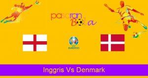 Prediksi Bola Inggris Vs Denmark 8 Juli 2021