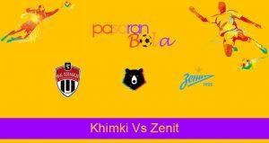 Prediksi Bola Khimki Vs Zenit 24 Juli 2021
