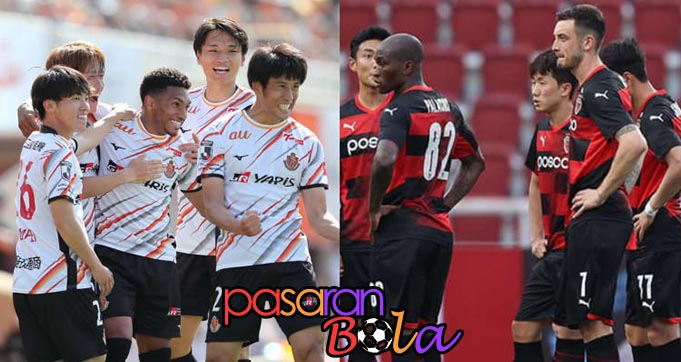 Prediksi Bola Pohang Steelers Vs Nagoya 7 Juli 2021