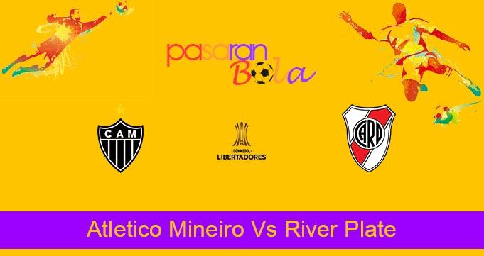 Prediksi Bola Atletico Mineiro Vs River Plate 19 Agustus 2021