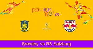 Prediksi Bola Brondby Vs RB Salzburg 26 Agustus 2021