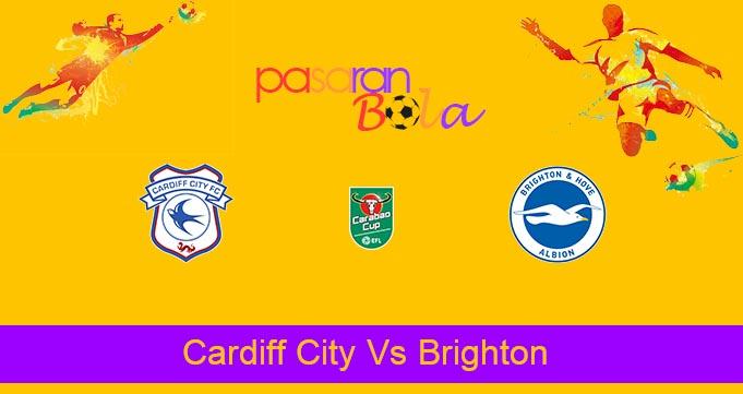 Prediksi Bola Cardiff City Vs Brighton 25 Agustus 2021