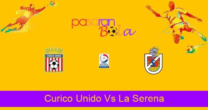 Prediksi Bola Curico Unido Vs La Serena 31 Agustus 2021