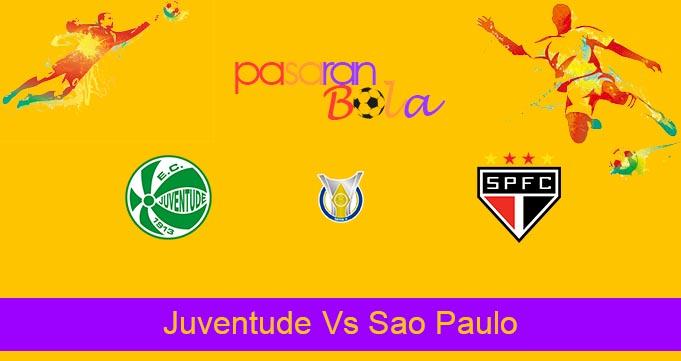 Prediksi Bola Juventude Vs Sao Paulo 30 Agustus 2021