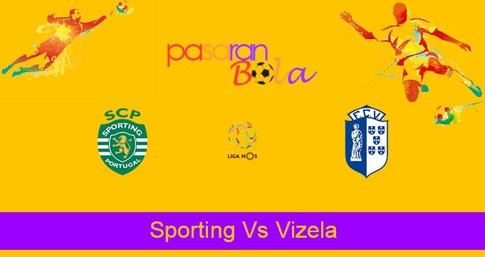 Prediksi Bola Sporting Vs Vizela 7 Agustus 2021