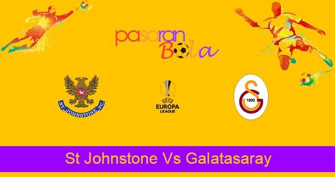 Prediksi Bola St Johnstone Vs Galatasaray 13 Agustus 2021