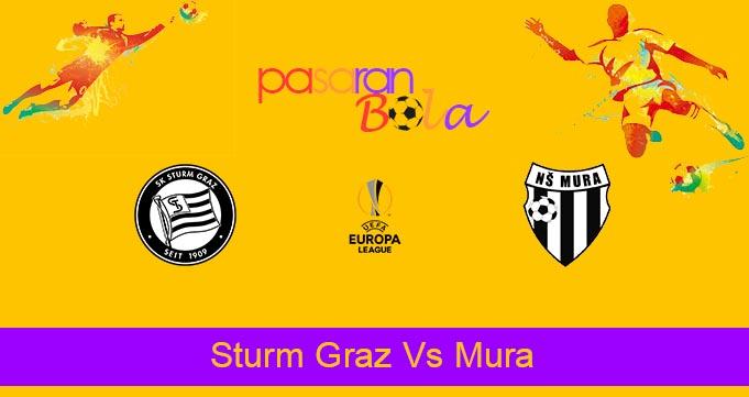 Prediksi Bola Sturm Graz Vs Mura 27 Agustus 2021