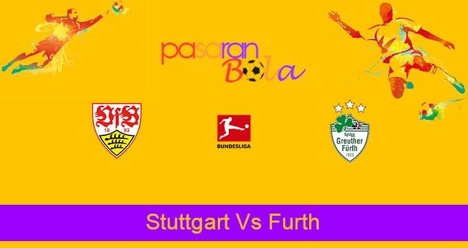 Prediksi Bola Stuttgart Vs Furth 14 Agustus 2021