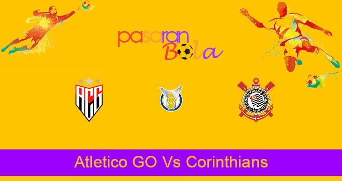 Prediksi Bola Atletico GO Vs Corinthians 13 September 2021