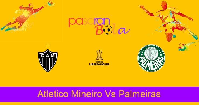 Prediksi Bola Atletico Mineiro Vs Palmeiras 29 September 2021