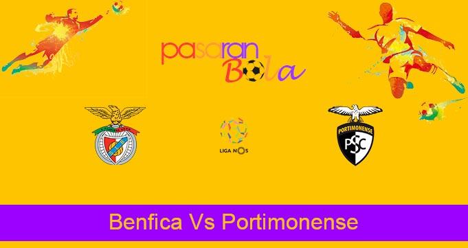 Prediksi Bola Benfica Vs Portimonense 4 Oktober 2021