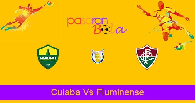 Prediksi Bola Cuiaba Vs Fluminense 21 September 2021