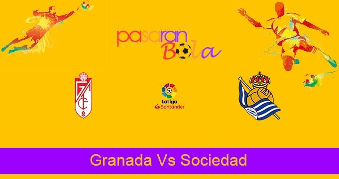 Prediksi Bola Granada Vs Sociedad 24 September 2021